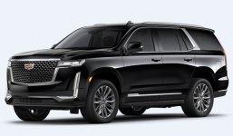 Cadillac Escalade ESV Sport 4WD 2021