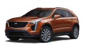 Cadillac XT4 Luxury 2022