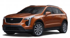 Cadillac XT4 Premium Luxury AWD 2021