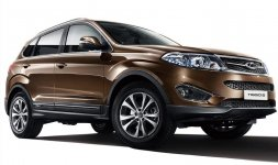 Chery Tiggo5 Luxury