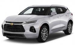 Chevrolet Blazer Premier AWD 2020