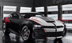Chevrolet Camaro COPO John Force Edition 2020