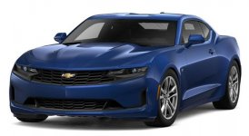 Chevrolet Camaro Coupe 1LT 2021