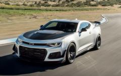 Chevrolet Camaro ZL1 Auto 2019