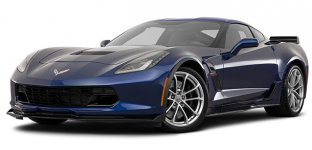 Chevrolet Corvette Grand Sport 1LT Coupe 2019
