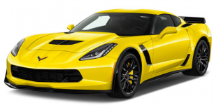 Chevrolet Corvette Stingray 1LT Convertible 2019