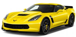Chevrolet Corvette Stingray 1LT Convertible 2019