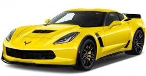 Chevrolet Corvette Stingray 1LT Coupe 2019