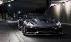 Chevrolet Corvette Stingray 1LT Z51 Convertible 2019