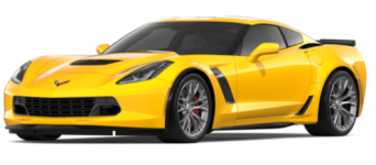 Chevrolet Corvette Z06 1LZ Convertible 2019