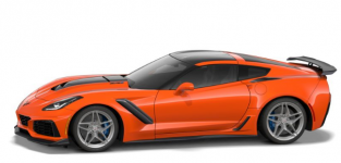 Chevrolet Corvette ZR1 Coupe 1ZR 2019