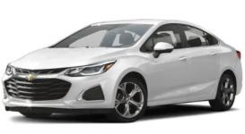 Chevrolet Cruze Premier Sedan 2019