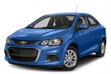 Chevrolet Sonic 4dr Sdn LT 2020