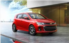 Chevrolet Sonic LT Hatchback 2018