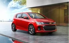 Chevrolet Sonic LT Hatchback Auto 2018