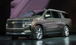 Chevrolet Suburban High Country 2WD 2021
