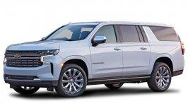 Chevrolet Suburban LS 2WD 2021