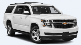 Chevrolet Suburban LS 4WD 2019