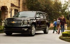 Chevrolet Suburban LS 4x2 2018