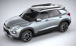 Chevrolet TrailBlazer LT 2021