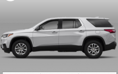 Chevrolet Traverse 1LT AWD 2018