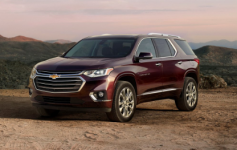 Chevrolet Traverse 1LT FWD 2018