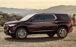 Chevrolet Traverse Hight Country 2018