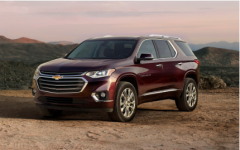 Chevrolet Traverse LS FWD 2018