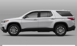 Chevrolet Traverse RS FWD 2018