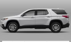 Chevrolet Traverse True North 2018