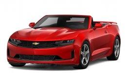 Chevrolet Camaro 2LT Convertible 2022