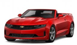 Chevrolet Camaro 3LT Convertible 2022