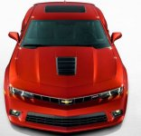 Chevrolet Camaro LT 3.6 S/R Cloth