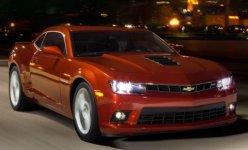 Chevrolet Camaro SS 6.2L Convertible