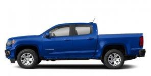 Chevrolet Colorado Work Truck 2022