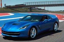 Chevrolet Corvette 2LT 6.2L Chrome Wheel Appearance Pkg