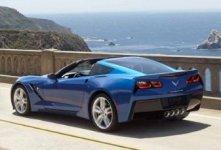 Chevrolet Corvette 2LT Black Wheel Appearance Pkg