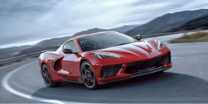 Chevrolet Corvette Stingray Coupe 2LT 2020