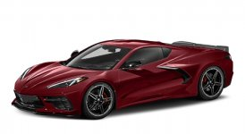 Chevrolet Corvette Stingray Coupe 2LT 2021