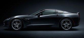 Chevrolet Corvette Z51 6.2L Buckt Sts Black Wheel