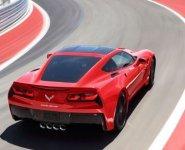Chevrolet Corvette Z51 Competion Sts Chroma Wheel
