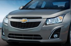 Chevrolet Cruze LS w/ Steel Wheels
