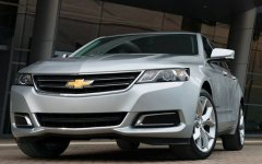 Chevrolet Impala LS 3.6