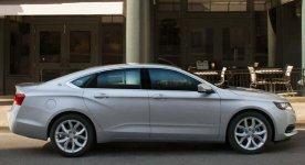 Chevrolet Impala LT 3.6