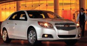Chevrolet Malibu LS 2.4L