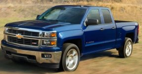 Chevrolet Silverado 1500 High Country 6.2L w/ Assist Steps