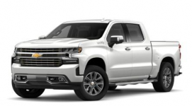 Chevrolet Silverado 1500 High Country Crew Cab Long Bed 4WD 2019