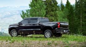 Chevrolet Silverado 1500 LTZ Crew Cab Short Bed 2WD 2019