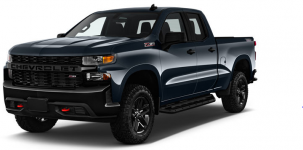 Chevrolet Silverado 1500 LTZ Double Cab Long Bed 4WD 2019