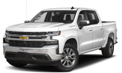 Chevrolet Silverado 1500 LT Trail Boss Crew Cab Long Bed 4WD 2019